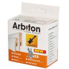 Клипсы для плинтуса Arbiton, упаковка 25 шт