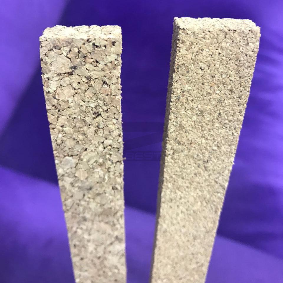 Сравнение крупнозернистого и мелкозернистого компенасторов