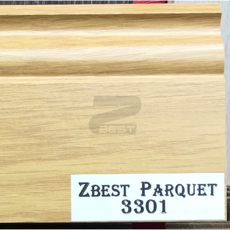 Плинтус Zbest Parquet 3301